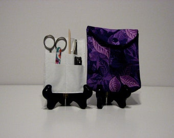 Manicure Holder & Pouch