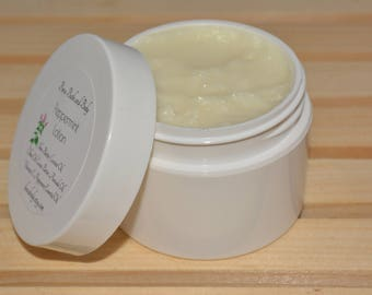 All Natural Peppermint Lotion 2oz, Lotion Sample, Moisturizing Lotion, Hand Lotion, Body Lotion, Foot Lotion