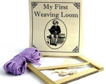 My First Weaving Loom (hft4302)