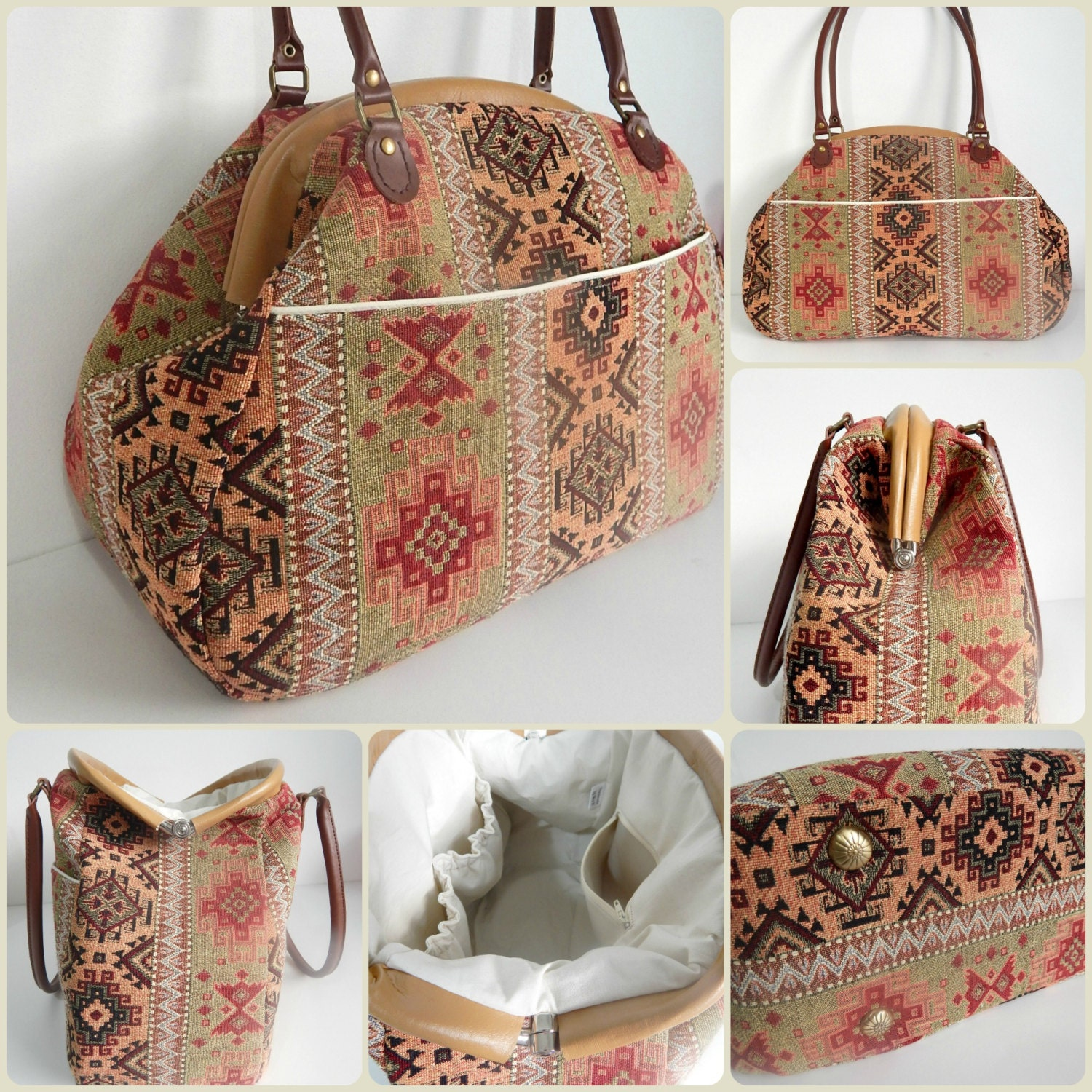 The companion carpet bag pdf sewing pattern by mrs h january zoom jeuxipadfo Image collections