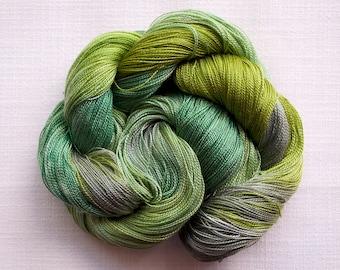 FERNS 8/2 Handpainted Tencel Yarn