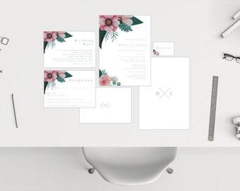 Wedding Package // Floral