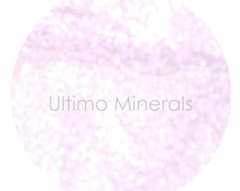 Ultimo Minerals AMETHYST QUICK HIT Purple Eye Shimmer - Natural Mica Infused Pigment - All Natural: Chemical & Gluten Free - Free Shipping!!