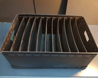 Original Old School DJs Record Box