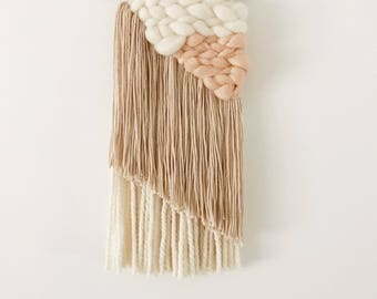 Blush Asymmetrical Weaving