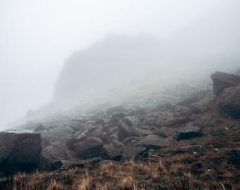 Boulder Field (i) A3 Photo print
