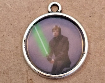 Luke Skywalker Return Of The Jedi Charm