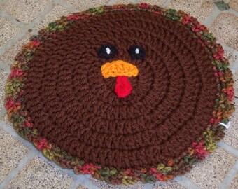 4225 Turkey Hot Pad