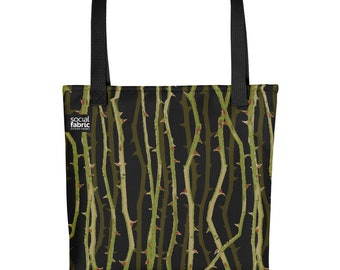 Dark Thorns - Tote bag
