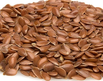 Flax Seeds, whole (Organic)