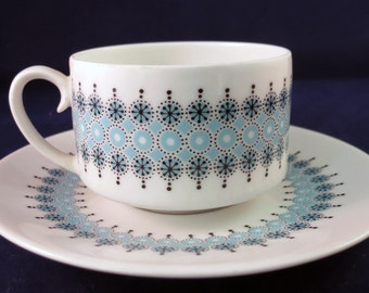 Arabia of Finland, Louhi, Coffee cup and saucer