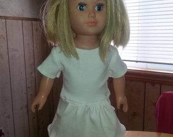 18 Inch Doll Pocket Dress