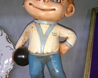 Retro Bowling Kid