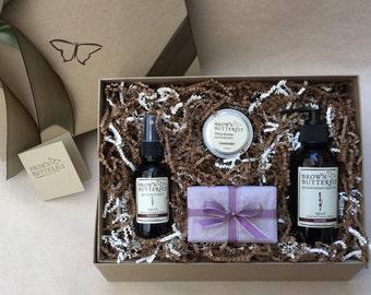 Luxury Lavender Gift Box
