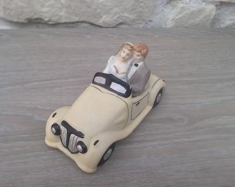 Wedding decoration car cake