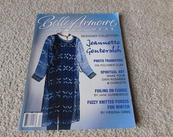 Belle Armoire Art To Wear Magazine Winter 2003