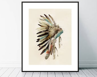 native american art etsy