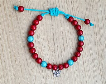 Enorig - Child Friendship Bracelet with magic beads