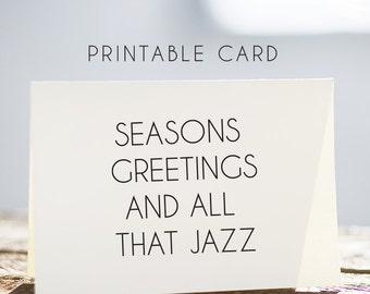 modern christmas card, funny christmas card, funny modern card, modern minimalist card, minimalist christmas card