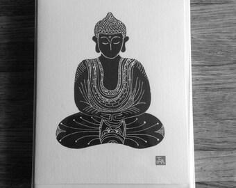 Notecards Boxed- Zen Design Collection 1