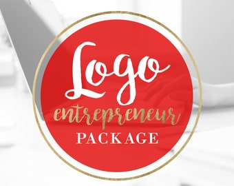 Custom LOGO Design Package - Branding Logo - Shop Logo