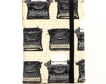 Kindle Cover Hardcover, Nook Glow Cover, Kindle Fire HD, Typewriter Classic eReader Case