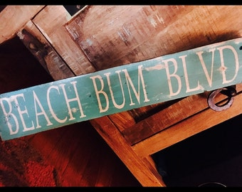 Beach Bum Blvd