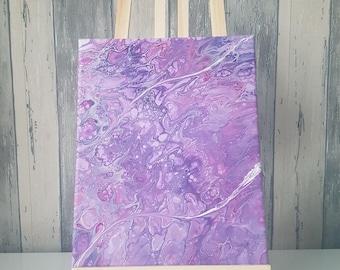 A Purple Swirl