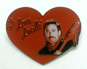 I Love Lucille Hat Pin!