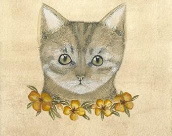To bloom IV, giclee print, fine art