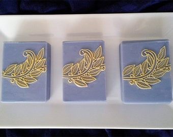 Gold Impression Soap