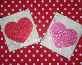 Heart Tile Hangers