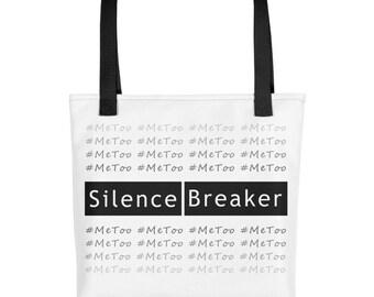 Silence Breaker #MeToo - Tote bag