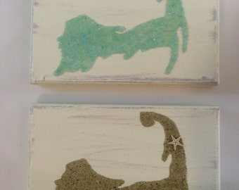 Cape Cod Art, Coastal art, Cape Cod Map, Coastal Decor, Custom Town art, Custom State art