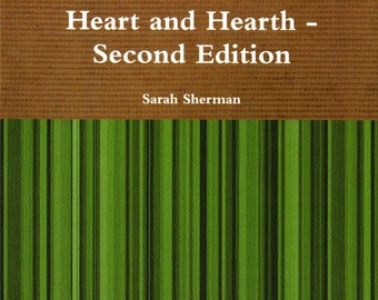 Poems From the heart and Hearth - book, poetry,