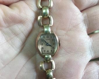 Vintage 50's Longines watch