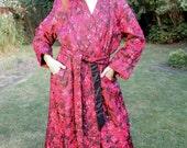 Vintage Ladies 1950s red ...