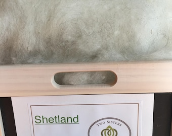 Shetland Sheep Fleece