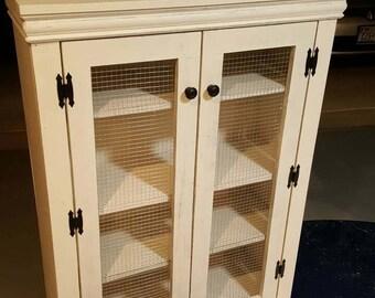 Custom Farmhouse Cabinet