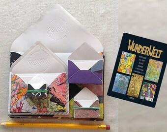 Envelopes Wonderworld 2015 set 1