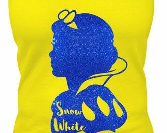 Women's Snow White Shirt