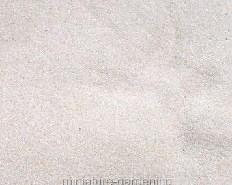 Beach Sand for Miniature Garden, Fairy Garden