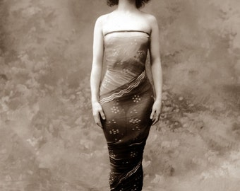 "Early 1900's Anna Pavlova in Oriental Fantasy Photograph 8.5"" x 11"" Reprint"