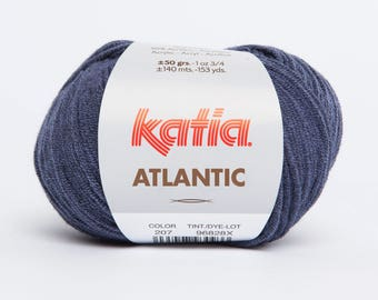 Wool Pacific-atlantic) Katia - 207 colour 50 g ball