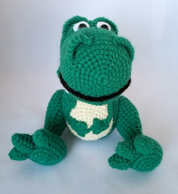 T Rex Toy Story Knitted Toy Stuffed Animals Dinosaur Plush