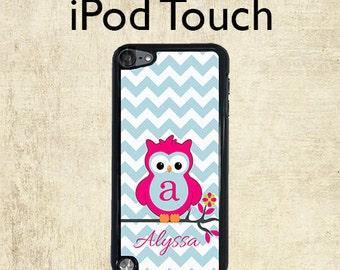 ipod touch case monogram ipod 6 case navy coral stripe