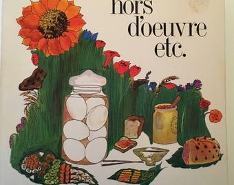 Hors doeuvre, Etc. by Coralie Castle and Barbara Lawrence