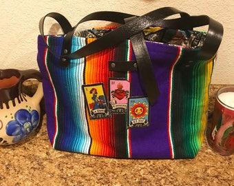 Made to Order Sarape tote bag