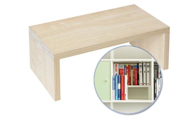 Regal ikea  DVD/BluRay Insert for Ikea Kallax shelf/Birch