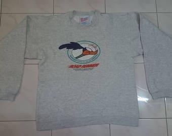 Vintage roadrunner sweatshirt
